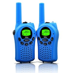 Redefine childhood with walkie-talkies