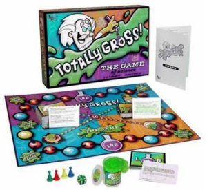 Science game board