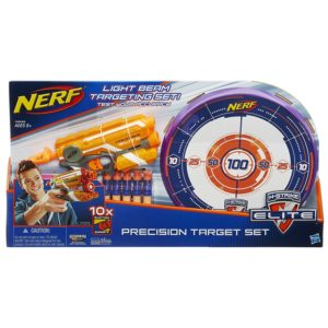 Set and strike target games
