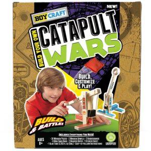 Start a catapult war