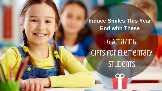 gifts for elementary students
