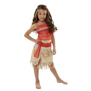 The Moana Girl Outfit