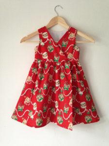 Traditional Christmas dress