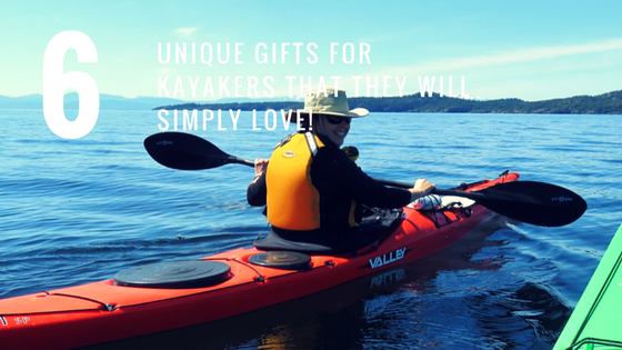 gifts for kayakers