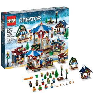 Village Market Lego Christmas Sets 2017