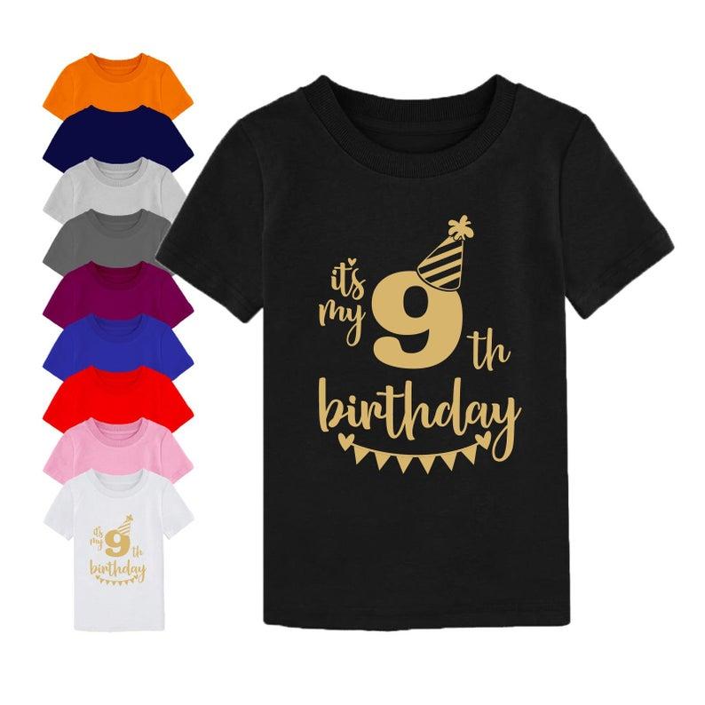Nine T-shirt