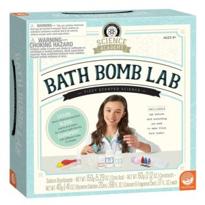 own bath bombs