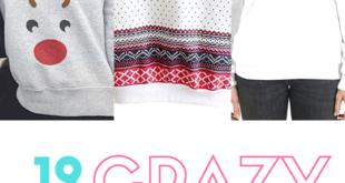 12 crazy Christmas Hoodie Options