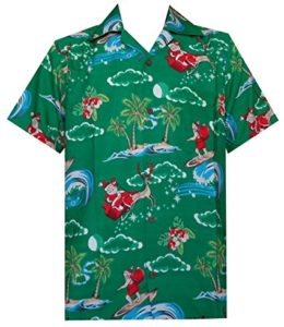 A Hawaiian Christmas t-shirt for the beach holiday
