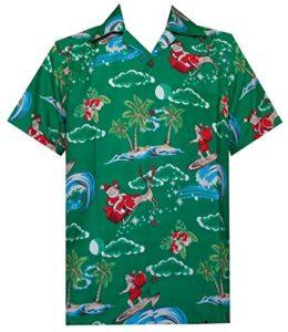 A Hawaiian Christmas t-shirt for the beach holiday