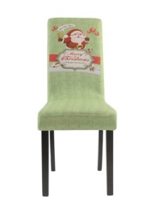 Cartoon printed Spandex chair covers