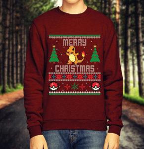 Charmander sweatshirt