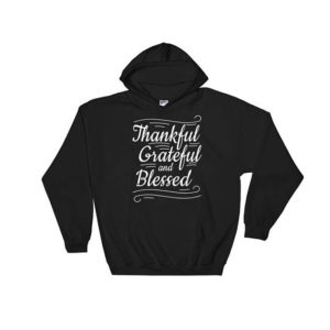 Convey the season's wishes with your hoodie