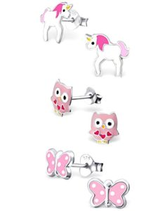 Cute girly earrings