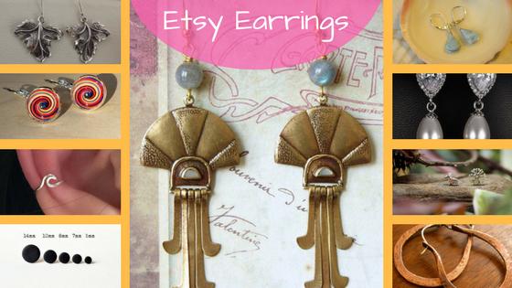 Etsy Earrings