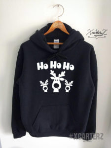 Ho Ho Ho! It's Christmas hoodie time