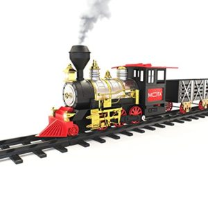 Make things real with MOTA classic train set