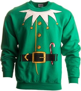 Make your friend an elf with the elf sweatshirt