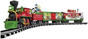 Take them to the Disney world with Lionel train set