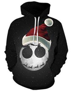 The starry sky hoodie