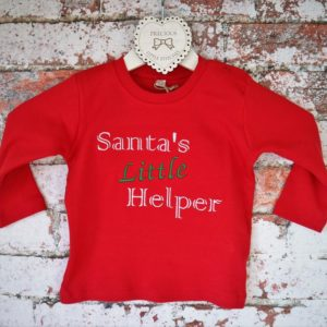 Santa's little helpers t-shirt