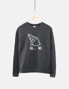 sweatshirt for foodie