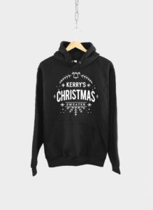 Typical Christmas hoodie