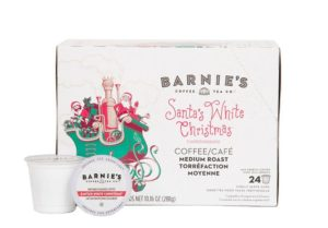 Barnie's Single Cup Coffee