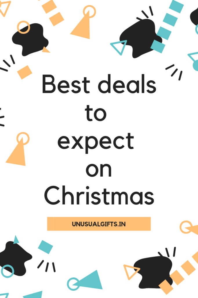 Best deals to expect on Christmas
