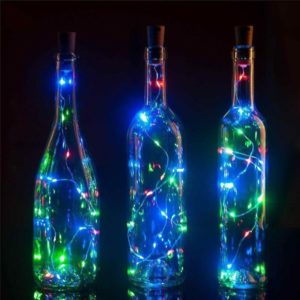 Bottle Cork Lights