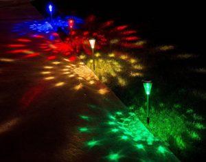 Decorative Pathway Lights