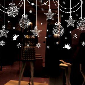 Hanging Balls, Stars, Angles and Snowflakes