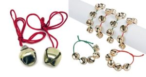 Jingle Bell Bracelets and Necklaces