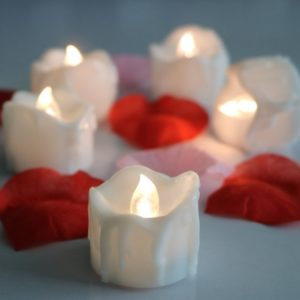 Tealight Flickering Candles