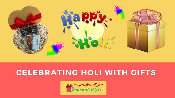 Holi gifts - Celebrating Holi With Gifts