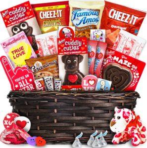 Chocolate Variety Gift Basket