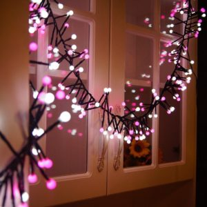 LED Fairy String Lights - Valentine day decor ideas