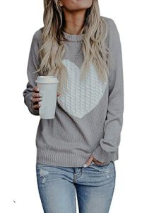 Love Heart Women's Sweaters