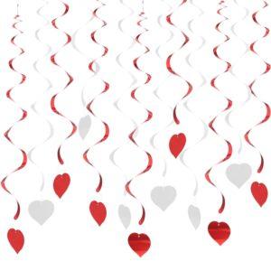 Mini Valentine Hearts - Valentine day decor ideas