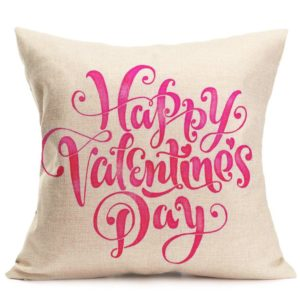 Valentine Day Pillowcases for Lovers