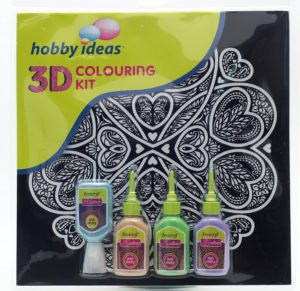 3D Colouring Kit