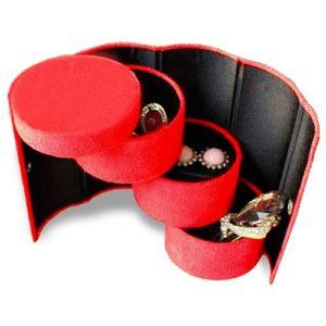Compact Jewellery Box