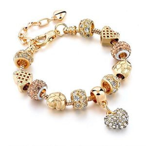 Gold Plated Stylish Bracelet