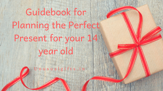 Guidebook For Planning The Perfect Present Your 14 Year Old