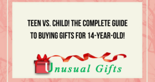 Gifts for 14-years-old