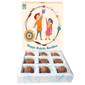Rakhi Chocolate Pack