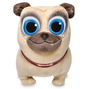 puppy plush dog