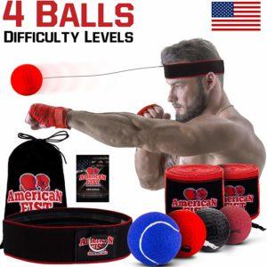Boxing Reflex Ball Set