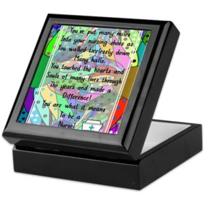 CafePress moments and jewelry box