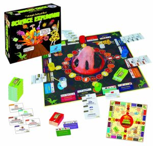 club board games